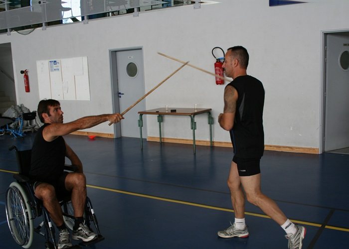 Sport et Handicap au Nord de Nîmes - Gard